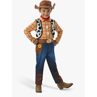 Toy Story Woody Deluxe Children's Costume, 5-6 years