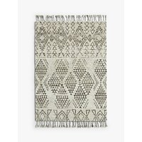 shop for John Lewis & Partners Hand Knotted Fez Berber Rug at Shopo