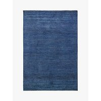 shop for Gooch Luxury Hand Knotted Gabbeh Rug, Navy at Shopo