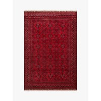 shop for Gooch Luxury Hand Knotted Kundos Rug, Red at Shopo