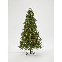 John Lewis & Partners Newington Pre-lit Christmas Tree, 7ft