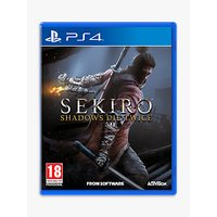 Sekiro: Shadows Die Twice, PS4