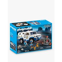 Playmobil City Action Money Transport Vehicle