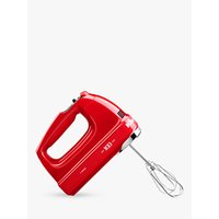 KitchenAid Queen of Hearts Hand Mixer, Red