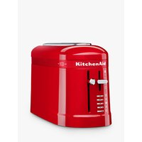 KitchenAid Queen of Hearts 5KMT3115HBSD Toaster, Red