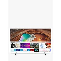 Samsung QE82Q60R (2019) QLED HDR 4K Ultra HD Smart TV, 82 with TVPlus/Freesat HD, Charcoal Black