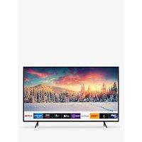 Samsung QE65Q60R (2019) QLED HDR 4K Ultra HD Smart TV, 65 with TVPlus/Freesat HD, Charcoal Black