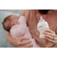 Vital Baby Nurture Silicone Feed Assist Bottle, 150ml