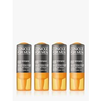 Clinique For Men Super Energizer Fresh™ Daily Anti-Fatigue Booster with Pure Vitamin C 10%, 4 x 34ml