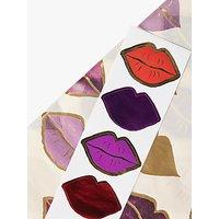 John Lewis & Partners Simone Tissue Paper & Stickers, 3 Sheets