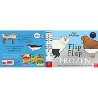 Flip Flap Frozen Children's Book