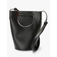 Kin Lori Small Hoop Bucket Bucket Bag