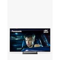 Panasonic TX-58GX800B LED HDR 4K Ultra HD Smart TV, 58 with Freeview Play, Graphite & Black