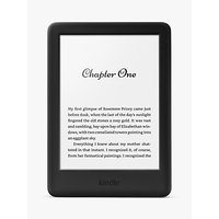 Amazon Kindle eReader, 6, Wi-Fi, with Built-in Front Light and Special Offers (10th Generation)