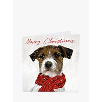 Art Marketing Glitter Archie Charity Christmas Cards, Pack of 6
