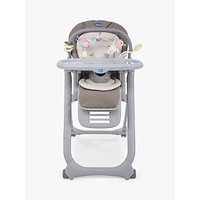 Chicco Polly Magic Relax Highchair, Cocoa