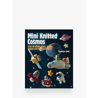 Mini Knitted Cosmos and Mini Knitted Toys Book Bundle