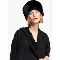 John Lewis and Partners Faux Fur Cossack Hat