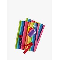 John Lewis & Partners Stripe Gift Wrap Pack