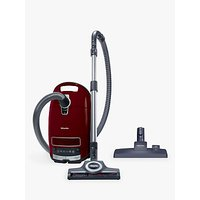 Miele Complete C3 Cat and Dog Pro Vacuum Cleaner, Red