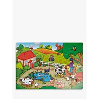 John Lewis & Partners My Farm Jigsaw Puzzle, 20 Pieces