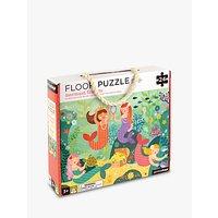 Image of Petit Collage Mermaid Friends Floor Puzzle, 24 Pieces