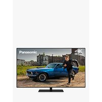Panasonic TX-43GX680B (2019) LED HDR 4K Ultra HD Smart TV, 43 with Freeview Play, Black