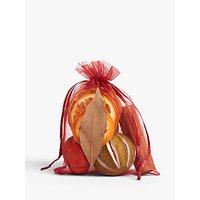 Jormaepourri Campfire Scented Dried Fruit Bag, 100g
