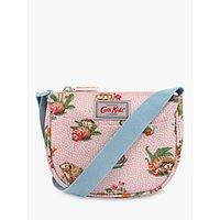 Cath Kids Childrens Mini Garden Half Moon Handbag, Pink