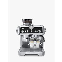 DeLonghi EC9335.M La Specialista Bean to Cup Coffee Machine, Silver