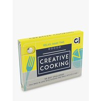 Ginger Fox 30 Day Creative Cooking Cards