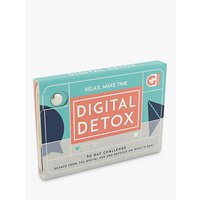 Ginger Fox 30 Day Digital Detox Cards