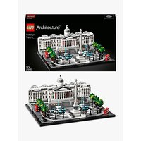 LEGO Architecture 21045 Trafalgar Square with National Gallery