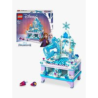 LEGO Disney Frozen II 41168 Princess Elsa's Jewellery Box