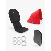 Bugaboo Ant Complete Style Set, Black/Neon Red
