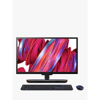 ASUS Zen Z272SDK-BA177T All-in-One Desktop PC, Intel Core i7 Processor, 16GB RAM, 2TB HDD + 16GB Intel Optane, GeForce GTX 1050, 27 Full HD, Black