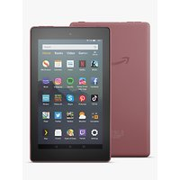 Amazon Fire 7 Tablet (9th Generation) with Alexa Hands-Free, Quad-core, Fire OS, Wi-Fi, 32GB, 7, with Special Offers