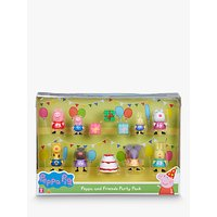 Peppa Pig Peppa and Friends Party Pack