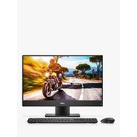 Dell Inspiron 5477 All-in-One Desktop PC, Intel Core i3, 8GB RAM, 1TB HDD, 23.8 Full HD, Silver