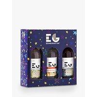 Edinburgh Gin Christmas Liqueurs, 3 x 20cl