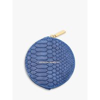 Estella Bartlett Small Circle Snake Effect Coin Purse