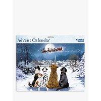Woodmansterne Night Before Christmas Advent Calendar