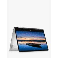 Dell Inspiron 13 7386 Convertible Laptop, Intel Core i7 Processor, 8GB RAM, 256GB SSD, 13.3 Full HD, Platinum Silver