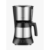 John Lewis & Partners Filter Coffee Machine, Stainless Steel