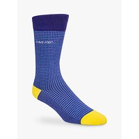 Calin Klein Houndstooth Socks, One Size