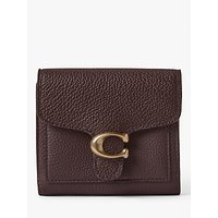 Coach Tabby Leather Small Wallet