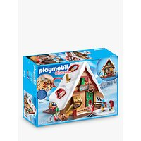 Playmobil Christmas 9493 Bakery