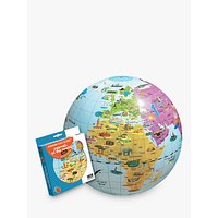 National Geographic Marvels of the World Inflatable Globe