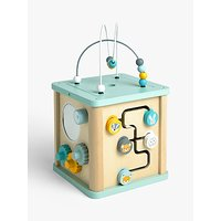 John Lewis & Partners My First Activity Cube