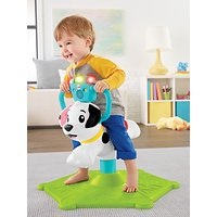 Fisher-Price Bounce & Spin Puppy